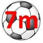Nike Dri-FIT Striped Division IV piros/fehér férfi mez